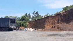 """""""Biến"""" 3.000m2 đất nông nghiệp thành bãi đậu xe, bị phạt 40 triệu"""