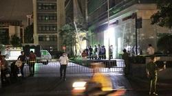 Đôi nam nữ trẻ thuê tầng 35 chung cư rơi xuống đất tử vong để lại nhiều thông tin