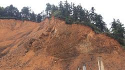 Lạng Sơn: Công ty Hà Sơn phá đồi khai thác đất không phép giữa thành phố