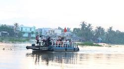 Tìm kiếm cá sấu xuất hiện trên sông Sài Gòn
