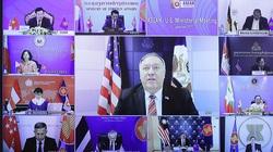 Hoa Kỳ khuyến khích ASEAN duy trì quan điểm chung về hòa bình an ninh trên Biển Đông
