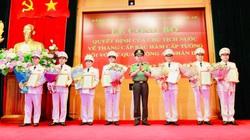 Phong hàm Thiếu tướng cho Giám đốc Công an Thanh Hóa Trần Phú Hà