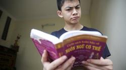 """Cậu bé """"bại não"""" được tuyển thẳng vào ngành Trí tuệ nhân tạo Đại học FPT"""