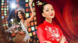 Lý do gì khiến H'Hen Niê không dám chỉ dạy Khánh Vân dù lọt top 5 Miss Universe 2018?