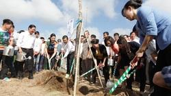 Vinamilk trồng cây tại các địa danh lịch sử