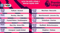 Lịch thi đấu và phát sóng trực tiếp vòng 1 Ngoại hạng Anh 2020/2021: Tâm điểm Liverpool vs Leeds United