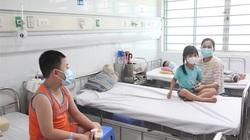 Cảnh giác khi trẻ bị sốt xuất huyết