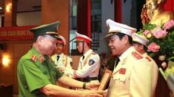 Giám đốc Công an Nghệ An Võ Trọng Hải được thăng cấp hàm Thiếu tướng
