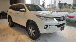 Toyota Fortuner lại bị triệu hồi: Lỗi có đáng lo, xử lý bao lâu?