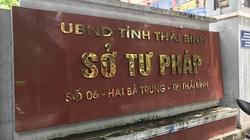 Chính thức khởi tố nữ viên chức thuộc Sở Tư pháp Thái Bình tham ô tài sản