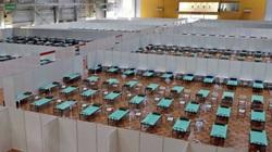 Bí ẩn bệnh viện cabin vuông lớn nhất phải đóng cửa vì thiếu bệnh nhân dù số người nhiễm Covid-19 lên tới hàng triệu