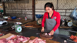 Giá heo hơi hôm nay nhiều nơi tăng 2-3 giá, bán mỗi con lợn bỏ túi 8 triệu đồng