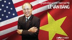 Giọt nước mắt của Đại sứ Lê Bàng giữa Washington DC trong thời khắc Mỹ xoá bỏ lệnh cấm vận Việt Nam