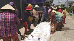 """Đối mặt nguy cơ hạn mặn nghiêm trọng, Thủ tướng chỉ đạo """"không để người dân thiếu nước sinh hoạt"""""""