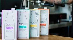 Thu hồi sữa hạnh nhân Milk Lab 1L do nghi nhiễm khuẩn