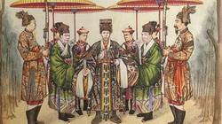 """Khám phá chi tiết """"độc, lạ"""" trong trang phục thái giám triều Nguyễn"""