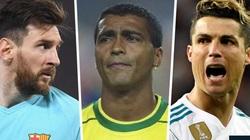 10 chân sút ghi nhiều bàn thắng nhất mọi thời đại: Messi, Ronaldo hạng mấy?