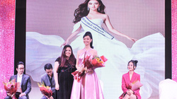 Hoa hậu Lương Thùy Linh xinh đẹp như búp bê trong show diễn của NTK Phương Hồ