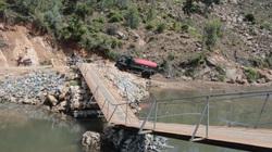 Cầu Nước Ngọt gần 15 tỷ đồng vừa hoàn thành, hơn 300 hộ dân phấn khởi