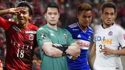 4 tuyển thủ Thái Lan bước vào thời kỳ u ám tại Nhật Bản