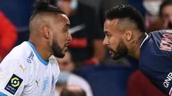 Neymar bị ngôi sao của Marseille sỉ nhục thậm tệ trên Twitter
