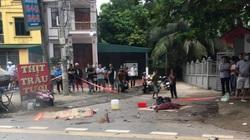 Cận cảnh chiếc ô tô tông chết 3 cô gái ở Phú Thọ, tài xế vứt xe bỏ trốn