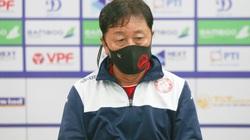 """Bị """"đá xoáy"""" khi gặp Hà Nội FC, HLV Chung Hae-seong đáp trả!"""
