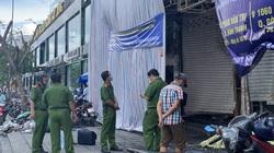 Vụ cháy chi nhánh Eximbank: Đưa nghi can tới hiện trường thực nghiệm