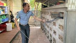 """Nuôi con """"ai cũng sợ"""", làng cổ ở Hà Nội từng kiếm hàng chục tỷ mỗi năm"""