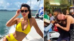"""Vì sao phát ngôn siêu mẫu Hà Anh giữa vụ đánh ghen chồng đi xe Lexus lại gây """"bão"""" mạng?"""