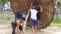 Ảnh: Người dân Đà Nẵng tất bật chuẩn bị ứng phó bão số 5
