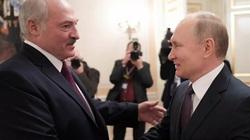 Nóng: Lukashenko đề nghị Putin cung cấp vũ khí mới cho Belarus
