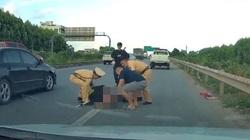 Diễn biến mới nhất vụ xe hàng lậu tông cảnh sát cơ động tử vong ở Bắc Giang