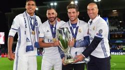 HLV Zidane bất lực nhìn Real Madrid đẩy con trai mình vào cảnh thất nghiệp