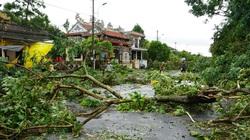 TT-Huế: 1 người chết và 23 người bị thương, gần 1.500 nhà dân hư hại do bão