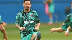 Nhún mình ở lại Barca, Messi nhận ngay 1 tin dữ