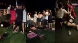 Thông tin mới vụ đánh ghen lột đồ cô gái trẻ ở quán cà phê tại Hà Nội