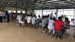 Ngộ độc thiếc ở Hải Dương: Hơn 1.000 công nhân Công ty Quảng Phong được khám sàng lọc
