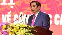 Bộ Chính trị tin ông Chu Ngọc Anh sẽ hoàn thành các nhiệm vụ chính trị được giao