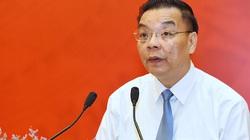 Chủ tịch Hà Nội Chu Ngọc Anh ký văn bản hỏa tốc bắt buộc người dân đeo khẩu trang