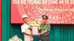 Phó Giám đốc Công an tỉnh Thái Bình vừa được bổ nhiệm là ai?