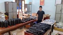 """Phát hiện """"kho"""" vũ khí trái phép tại Hà Nội"""