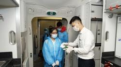 Cận cảnh chuyến bay thương mại quốc tế giữa Việt Nam - Nhật Bản hậu Covid-19