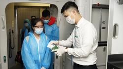 Tiếp viên Vietnam Airlines nhiễm Covid-19: Dừng các chuyến bay thương mại
