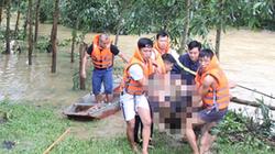 Hà Tĩnh: Đi qua cầu tràn, một người dân bị lũ cuốn tử vong
