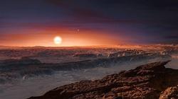 NASA công bố ảnh chụp một hành tinh lạ có khả năng sinh sống được