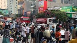 Quảng Ninh: Cháy chợ Cái Dăm, nghi do chập điện