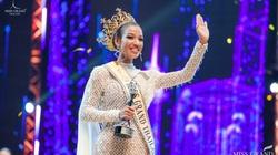 Lý do không ngờ giúp cô gái 22 tuổi đăng quang Hoa hậu Hòa bình Thái Lan 2020