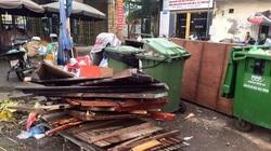 Tăng cường quản lý rác thải cồng kềnh, tại sao không?