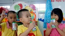 Bình Định tích cực triển khai sữa học đường trong năm học mới